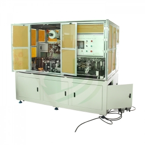semi automatic laminated machine